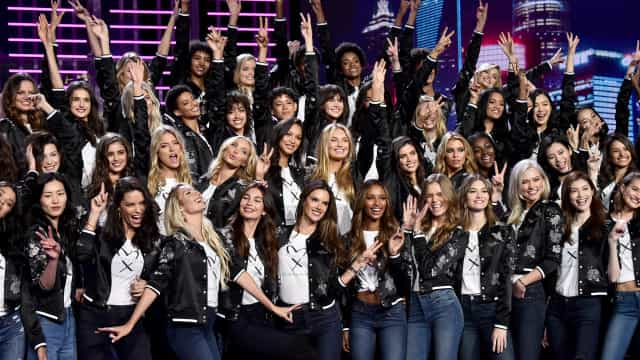 Brasileiras reforçam time de angels do Victoria's Secret Fashion Show
