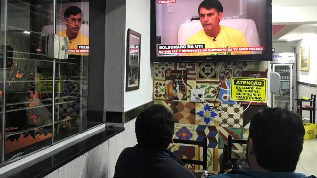 'Não aceito resultado diferente da minha eleição', afirma Bolsonaro