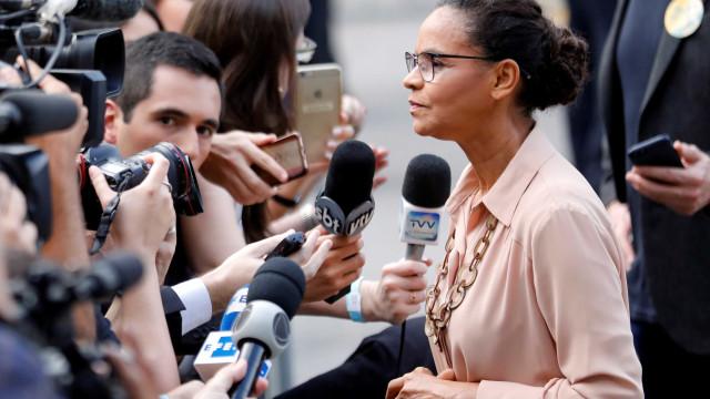 Para Marina Silva, Jair Bolsonaro está 'amarelando'