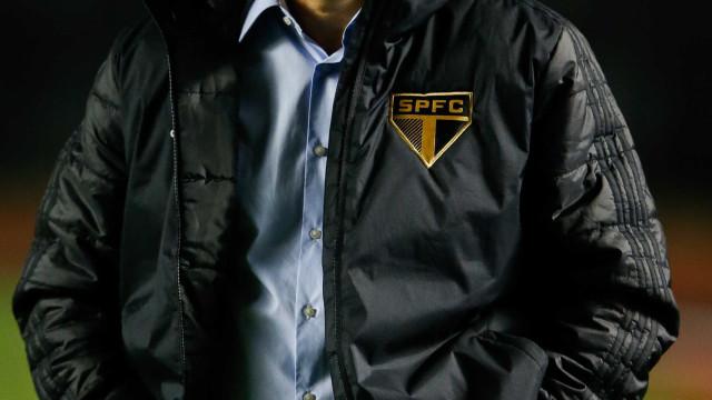 Demitido, Aguirre celebra São Paulo na Libertadores