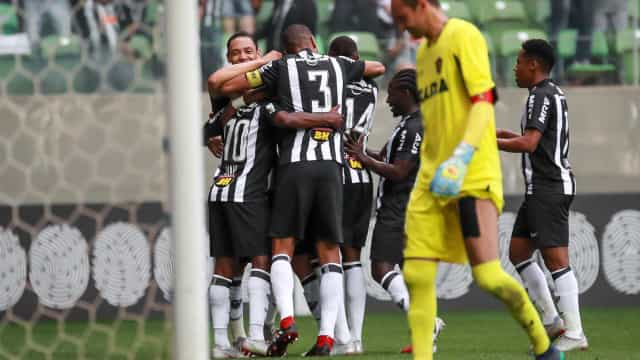 Em jogo de sete gols, Atlético-MG goleia Sport no Independência