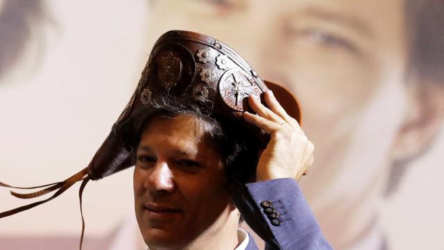 Após entrevista de Bolsonaro à Band, PT pede espaço, mas TSE nega