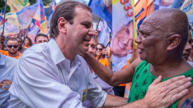 MP pede derrubada de liminar que viabilizou candidatura de Paes