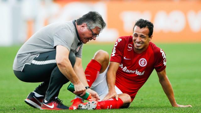 Inter encerra negociação e não renovará contrato com Leandro Damião