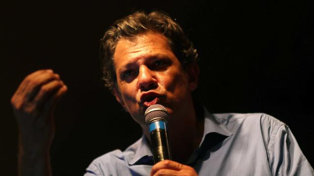 Haddad parte para o ataque contra Bolsonaro: 'Grandíssimo mentiroso'