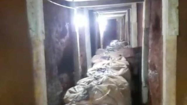 Polícia paraguaia acha túnel de 12m para fuga de brasileiros de prisão
