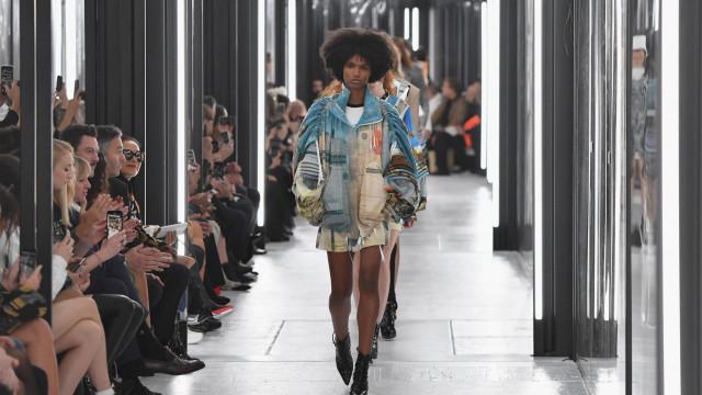 Conheça tendências lançadas pelas 4 semanas de moda estrangeiras