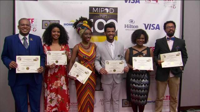 Brasileiro ganha prêmio de um dos negros mais influentes do mundo