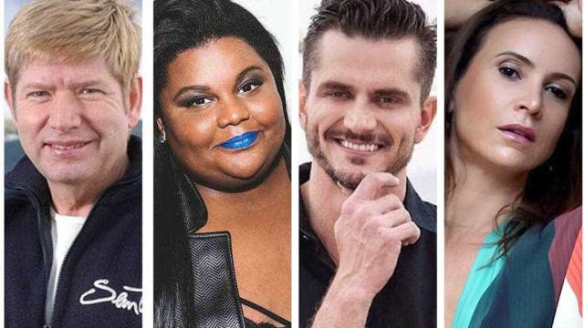Confira as celebridades que tentam se eleger nas eleições deste domingo