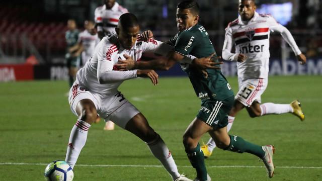 Palmeiras vence São Paulo, se isola no G-4 e quebra tabu no Morumbi