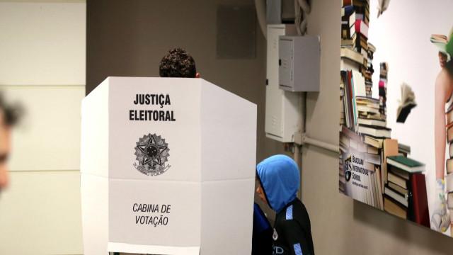 Em cinco estados, voto para presidente na capital opõe-se ao interior