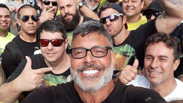 São Paulo elege palhaço, general, príncipe e ator pornô
