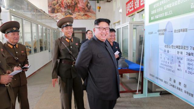 Coreia do Norte ameaça retomar programa nuclear