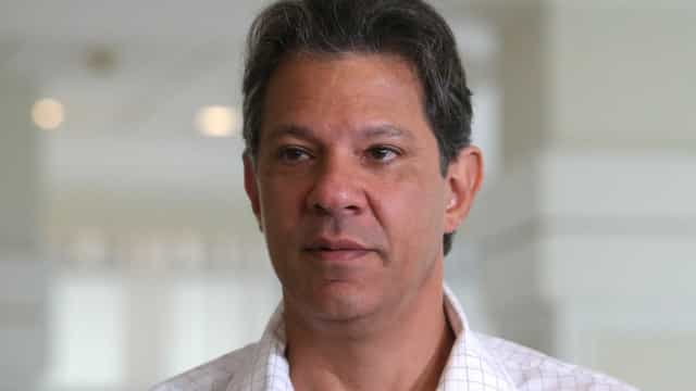 Resposta de Bolsonaro é do nível do candidato, diz Haddad