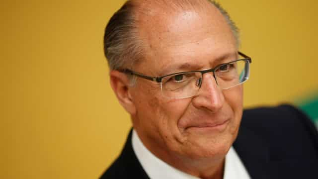 Não apoiaremos nem o PT nem o candidato Bolsonaro, diz Alckmin