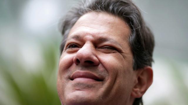 Diplomação de eleito no Dia dos Direitos Humanos é 'ironia', diz Haddad