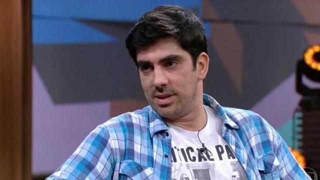 Marcelo Adnet sofre ofensa em mercado na Barra: 'Vaza, vagabundo'
