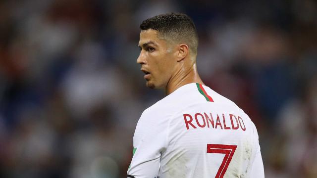 Cristiano Ronaldo fica de fora da lista de convocados de Portugal