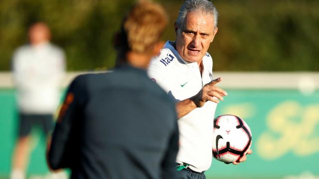 Tite confirma Neymar como titular e seis mudanças na seleção