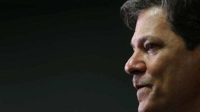 Haddad confirma convite a Cortella e diálogo com Joaquim Barbosa