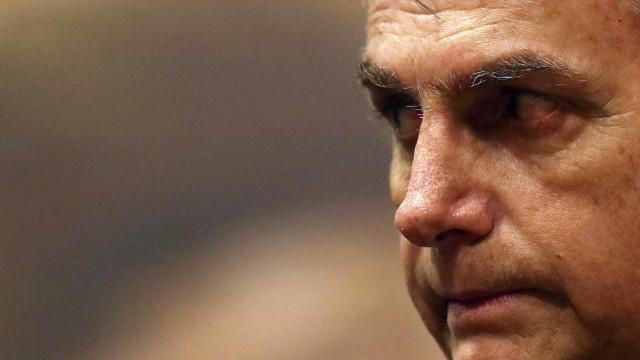 Bolsonaro sobre debate eleitoral: 'Quem conversa com poste é bêbado'