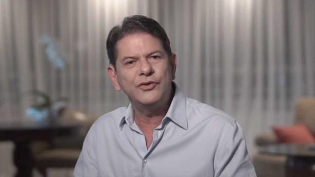 Cid Gomes envia vídeo ao PT para esclarecer que vota em Haddad