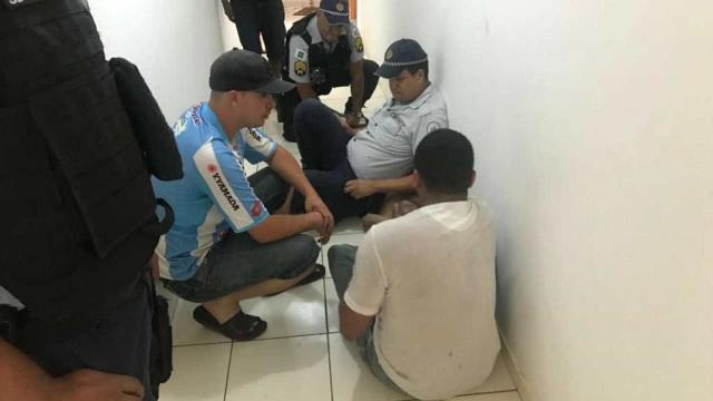 Ex-São Paulo, Régis é detido no DF ao invadir apartamento