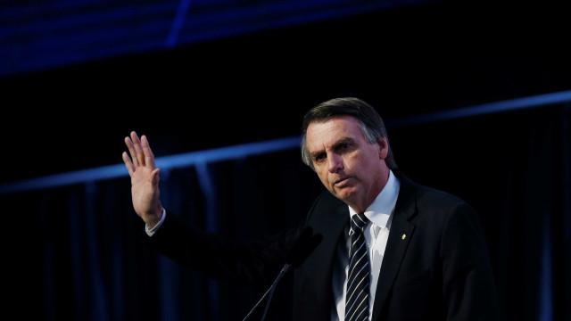 Tenho de acreditar em Paulo Guedes, diz Bolsonaro sobre Levy