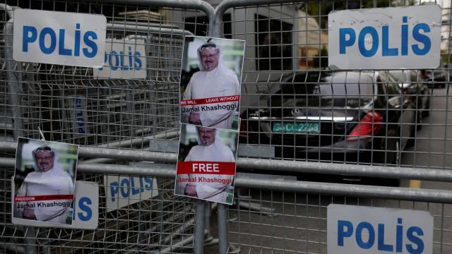 Suspeito assassinato de jornalista saudita morre em misterioso acidente