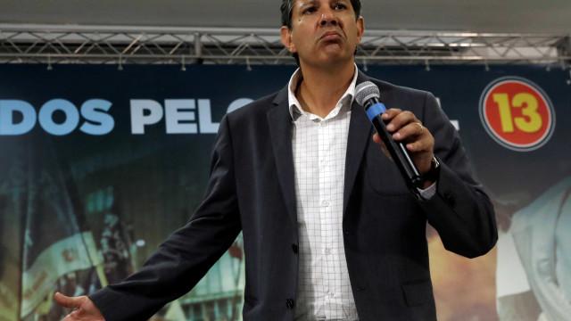 Haddad: 'Temos uma Justiça analógica para lidar com problemas virtuais'