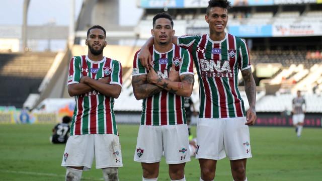 Fluminense vence o Atlético-MG no Rio e chega aos 40 pontos