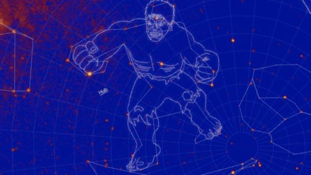 Nasa escolhe nomes de novas constelações