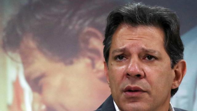 Haddad defende punição exemplar a petistas que enriqueceram na política