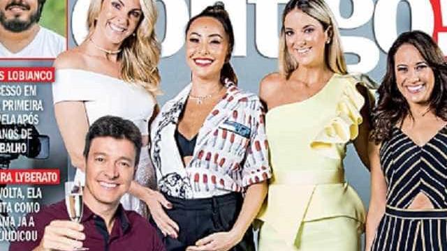 Após capa polêmica, estrelas da Record podem boicotar festa do canal