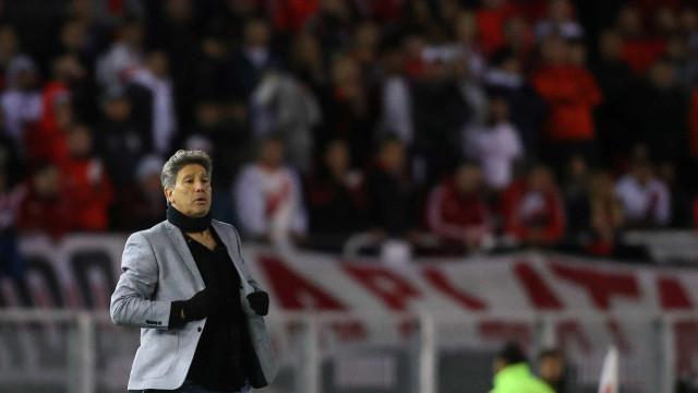 Renato Gaúcho diz que Grêmio foi 'malandro e inteligente' para vencer