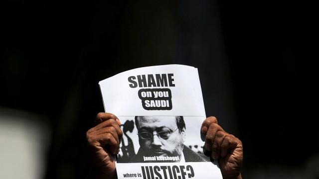 Khashoggi foi estrangulado ao entrar em consulado