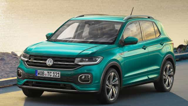 Volkswagen apresenta T-Cross, seu primeiro jipinho nacional