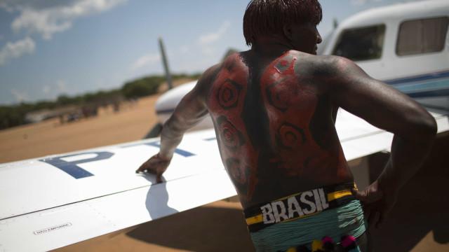 Índios do Xingu veem com preocupação uma possível vitória de Bolsonaro