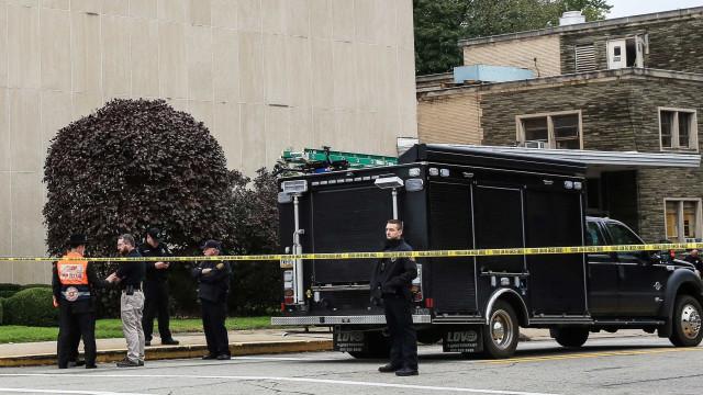 Sobe para 11 o número de mortos em sinagoga nos EUA