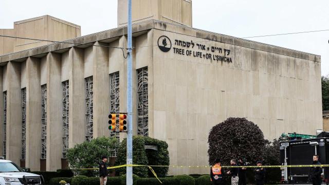 Suspeito que matou 11 em sinagoga de Pittsburgh é acusado de 29 crimes