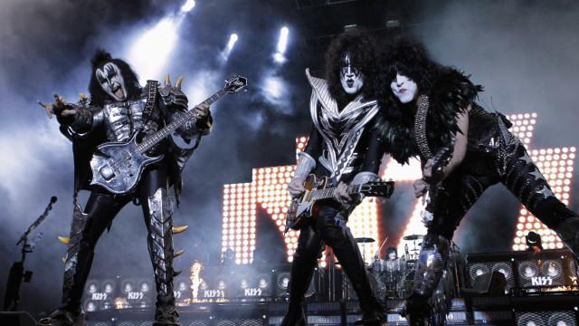 Banda Kiss fará turnê de despedida a partir de janeiro