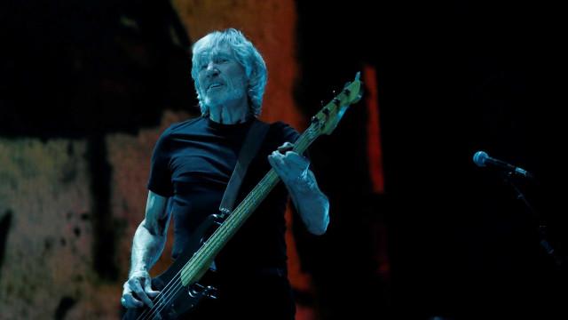 Roger Waters termina último show mais cedo por causa do mau tempo