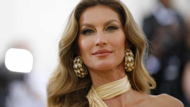 Gisele Bündchen cai três posições em ranking de modelos mais bem pagas