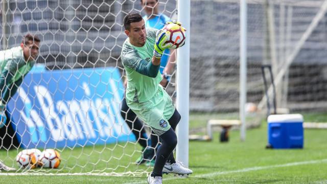 Grohe sofre fratura em costelas e só volta ao Grêmio em 2019