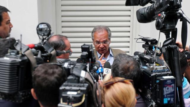 Guedes começará transição com reforma da Previdência