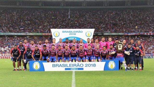 Fortaleza vence o Atlético-GO e se garante na Série A de 2019