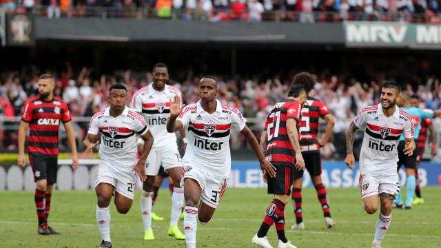 Autor de gol contra o Fla é apontado como maior promessa do São Paulo