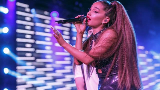 Ariana Grande é eleita a Mulher do Ano pela Billboard
