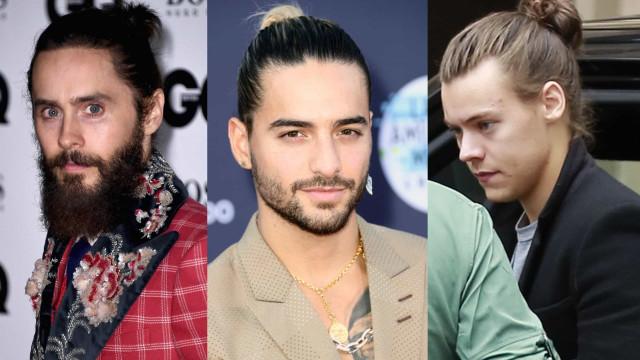Coque masculino: os famosos que adotaram o charmoso penteado