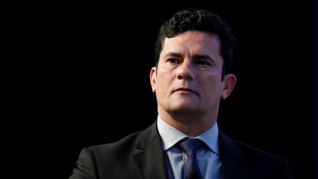 'Não pretendo jamais disputar uma eleição', diz Moro em Curitiba